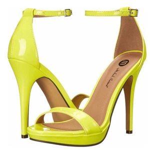 Michael Antonio Lovina Lime 2 Sandal sz 10